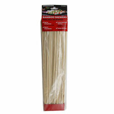 Best Summer Foods Durable Brinkmann Bamboo Skewers Contains 100 Pice