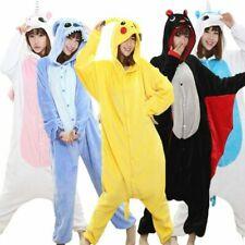 Xmas Unisex Kids Adult Kigurumi Animal Anime Cosplay Pyjamas Fancy Dress