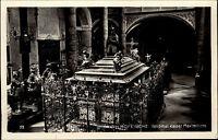 Innsbruck Tirol Ansichtskarte ~1950/60 Inneres der Hofkirche Grabmal Maximilians