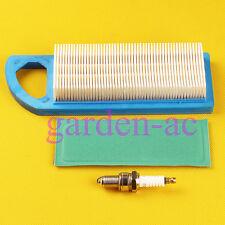 Air pre filter Spark Plug Fit BRIGGS & STRATTON Intek 15.5 17 17.5 HP AVS 697015
