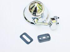 SPECCHIO di bloccaggio-Specchio Cromo-Chrome mirror-specchio-Nacio CROMO-FIAT
