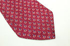 UMBERTO SCOLARI Silk tie Made in Italy F12517