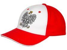 HPOL122: Poland - brand new baseball cap - hat - high quality Polska caps - hats