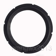 """2pc For JBL 10"""" inch Bass Rubber Edge Speaker Surround Repair Woofer Repair Part"""