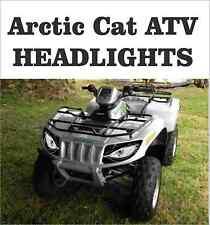 ARCTIC CAT headlight decal ATV UTV PROWLER MUD PRO 1000 700 650 550 XTX XTZ mean