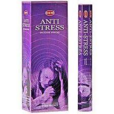 EncensBoîtes de 6 paquets de 20g Anti-Stress