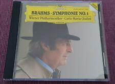 Carlo Maria Giulini - Brahms - Symphony No.1 - Deutsche Grammophon – 435 347-2