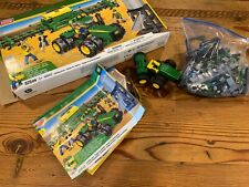 Mega Bloks John Deere Seeding Crew open box