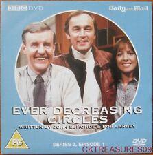 EVER DECREASING CIRCLES DVD SERIES 2 EP 1 RICHARD BRIERS PENELOPE WILTON P EGAN
