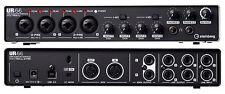 Steinberg UR44 6 X 4 USB 2.0 Audio Recording Interface 4x D-pres Midi Cubase