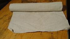 Homespun Linen Hemp/Flax Yardage 7 Yards x 20'' Plain  #3126