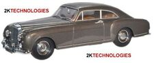 Oxford BCF004 Bentley Continental Gunmetal 1/43 Scale Tracked 48 Post