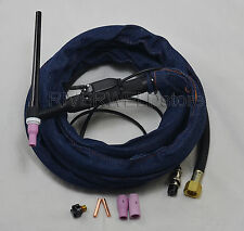 WP-9 SR-9 TIG Welding Torch Air Cooled  125A 4 Meter