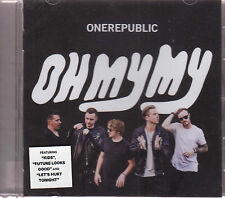 CD - One Republic NEW Oh My My DELUXE EDITION / 20 Tracks Total USA SELLER  !!