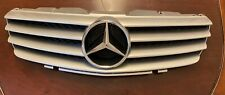 Mercedes Benz SL R230 2003 SL55 front grill OEM USED