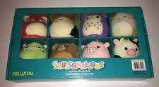 Kellytoy Squishmallows Plush 8-Pack Set open box Cute