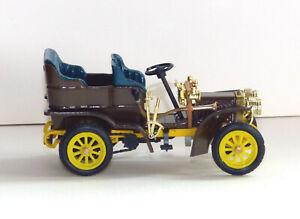 Rio 1/43 SCALE MODEL #26 1902 FIAT 12 CV