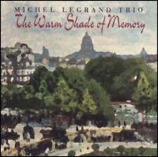 Michel Legrand, Michel Legrand Trio - Warm Shade of Memory [New CD]