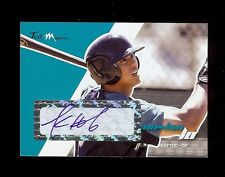 (14) KUO-HUI LO   Mariners - 2008 Just Autographs Certified AUTOGRAPH RC LOT