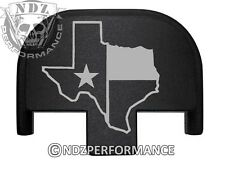Rear Slide Plate for Smith Wesson S&W SD9 SD40 VE 9mm 40BK Texas State Border 2