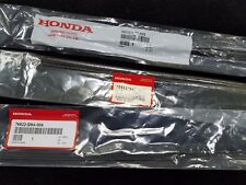 Genuine Honda CR-Z Wiper Insert Set Front and Rear 11 - 16 CRZ Inserts