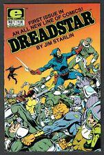 Dreadstar #1 Epic Marvel Comics 1982 NM Classic Jim Starlin HIGH GRADE COPY