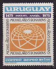 URUGUAY. 1975. Michaelanglo Conmemoración SG: 1602. Mint Nunca Nuevo