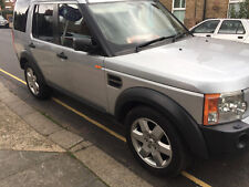 2006 LAND ROVER DISCOVERY 3 DIESEL AUTO SILVER 7 SEATS 4x4 III