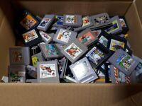 Junk GAME BOY random Lot 100 Nintendo Cartridge Gameboy GB set WHOLESALE