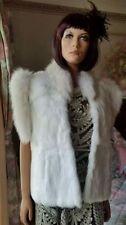 Unbranded Regular Size Solid Vest Coats & Jackets for Women