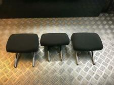 09-13 Peugeot 3008 Sedile Posteriore Poggiatesta (3 Pezzi