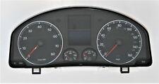 VW GOLF MK5 TACHIMETRO OROLOGIO GRUPPO QUADRO STRUMENTI 1k0920964a 1K0 920 964 A