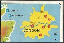 PANINI FOOTBALL 79 #002-TOP RIGHT OF MAP