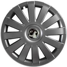 4x15'' Wheel trims fits Vauxhall Astra , Zafira , Combo , Corsa - graphite 15''