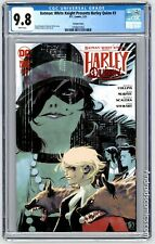 Batman: White Knight Presents Harley Quinn #3 ~ CGC 9.8 ~ 1st app of Starlet