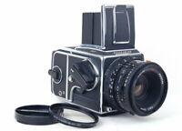 Hasselblad 203FE Millennium+ CFE Planar 80mm F2.8 + E24 Camera Excellent++ Used