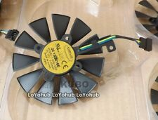ASUS ROG-STRIX GTX1060 1070 1080TI graphics card fan 95mm T129215SM 0.25A