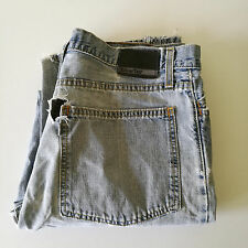 Vintage Levis Silvertab Low and Loose Jeans W 32 x L 32 Distressed Destroyed