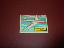 PLANES trading card #12 TOPPS 1957 Army Navy Air Force AIRPLANES OF THE WORLD