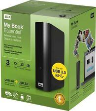 Western Digital My Book Essential 3TB (Brand New)