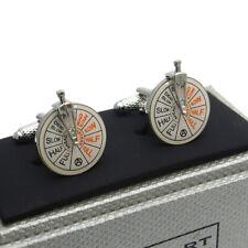 Ship's Telegraph Cufflinks by Onyx-Art New Gift Boxed CK919