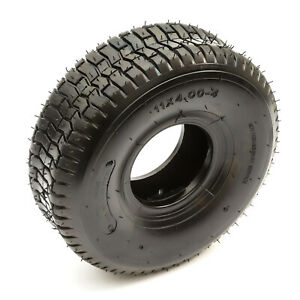 Reifen 11x4.00-4 4 Ply Winkel Turf Profil Für 10.2cm Rad Golf Buggy Cart Tire