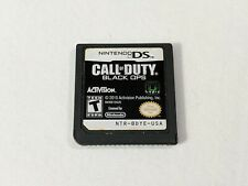 Call of Duty Black Ops for Nintendo DS Lite 3DS 2DS  **TESTED & AUTHENTIC**