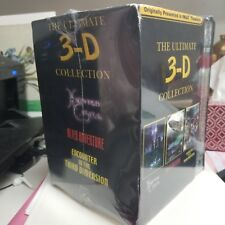 The ultimate 3-D collection DVD set