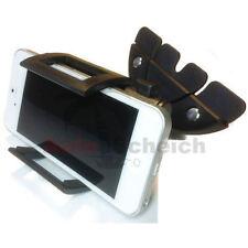 CD Schlitz Schacht KFZ Handy Halter Halterung für Apple iPhone 7 6 S Plus 5 4 3