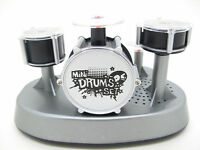 Mini Finger Drum Set Novelty Musical Office Toy Electric Desk Percussion for Kid