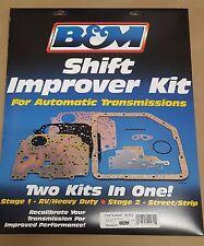 B&M PERFORMANCE Ford C4 TRANSMISSION / SHIFT / SHIFTER IMPROVER UPGRADE KIT