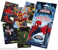 Spiderman Marvel mazzo di 40 carte da gioco Bambini
