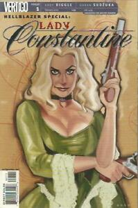 HELLBLAZER LADY CONSTANTINE (2003) #1-4 SET - Back Issue (S)