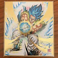 F//S Dragon Ball Shikishi Art No.2 Piccolo Gold Foiled Ver
